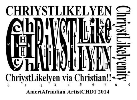 ChriystLikelyen Jesustian