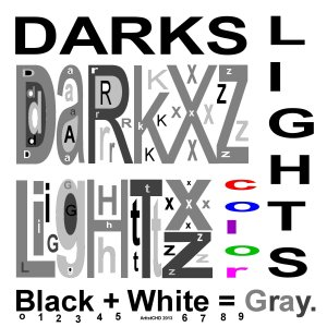 Darkxz - Lightxz - Grayxz