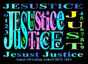 Jesustice Jesus Justice_neg image 1500