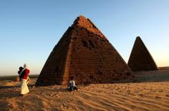 Pyramids_Ancient Africa Sudan Civilizations